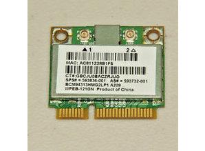 HP HP COMPAQ 593836-001 593732-001 BCM94313HMG2LP1 BRCM1050 MINI WIRELESS CARD