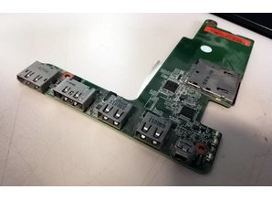 Hewlett Packard HP laptop USB/E-sata/displaypoort connectoren voor EliteBook 8560w Series