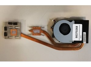 Asus Asus notebook laptop cooling fan (koeler) met heatsink - Modellen: n73jn series-13gnzx1am040-1