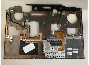 Dell Dell Precision M6500 Palmrest Touchpad 28XM2PAW120 P70YN 0P70YN