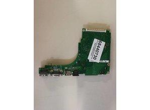 Dell Dell Precision M6500 USB + VGA Port Board 0255VF 255VF RPTY0