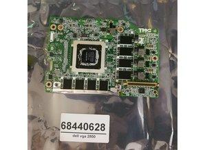 Dell Dell Precision M6400 M6500 Nvidia FX2800M 1GB Video Card CN-0CYT08 CYT08