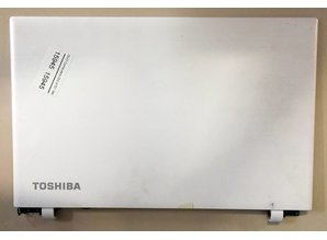 Toshiba Toshiba Sattelite Wit LCD backcover - 81687 EABLQ00202A