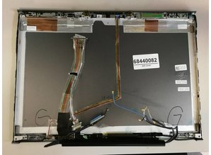 "Dell Dell Precision M6500 17"" LCD Back Cover/Top Lid 42R7J CN-042R7J"
