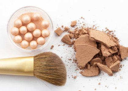 make-up vlekken verwijderen