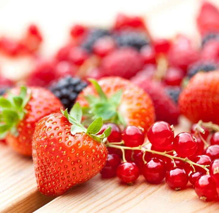 fruitvlekken