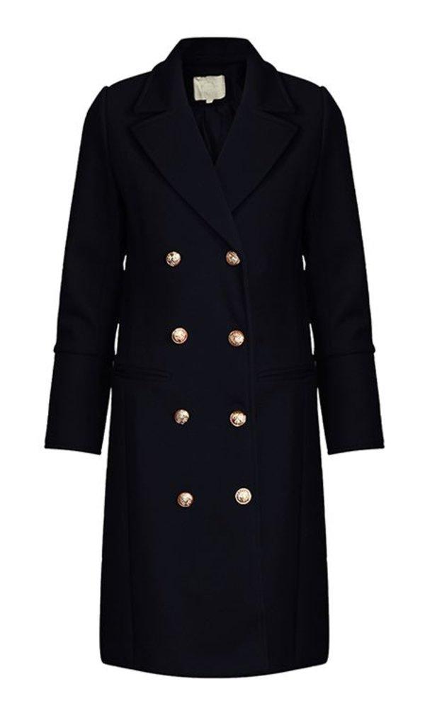 Marine Coat Navy