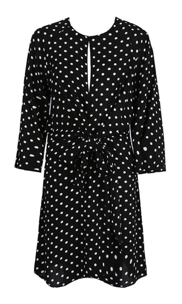 PERFECT DOT DRESS