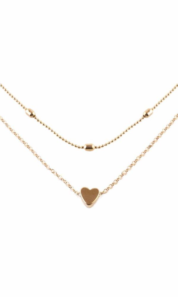 NECKLACE WITH LOVE SET