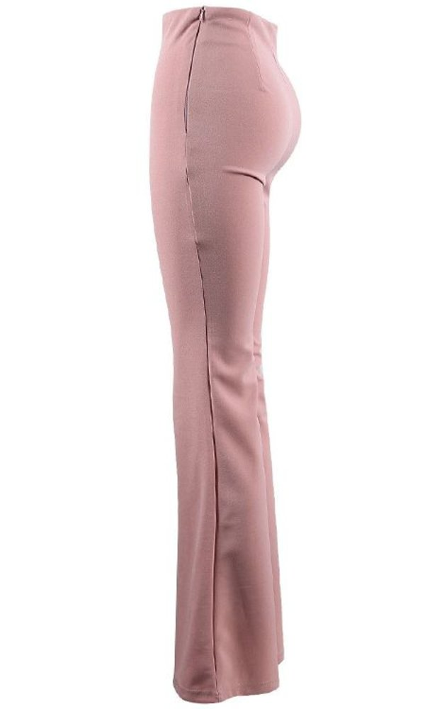 Zip Up Pants