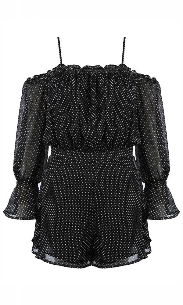 ISHA PLAYSUIT