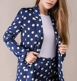 Dot Suit Blazer