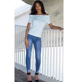 Strassy jeans
