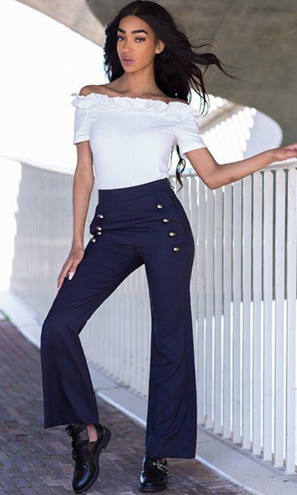 Marine Trousers