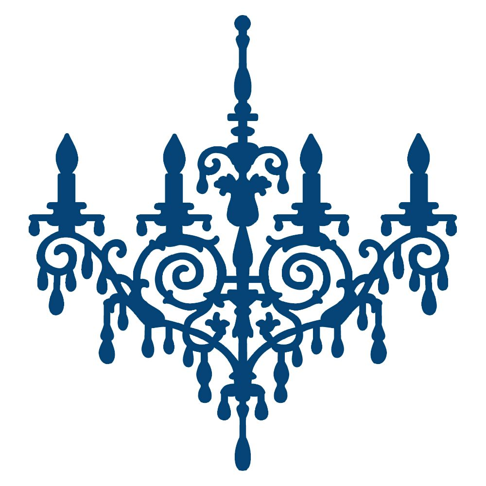 Tattered Lace Chandelier  ACD156. Tattered Lace Art Deco Cascading Circle  ACD155    Craftlines