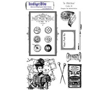 A5 Rubber Stamps