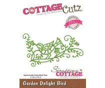 Scrapping Cottage CottageCutz Garden Delight Bird (Elites) (CCE-107)