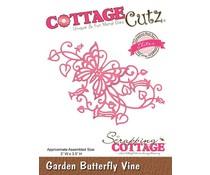 Scrapping Cottage CottageCutz Garden Butterfly Vine (Elites) (CCE-106)