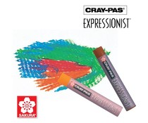 Cray-Pas Expressionist