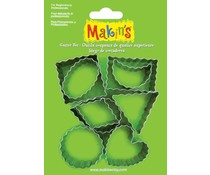 Makin's Cutter 9 PC Set