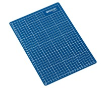 Westcott Tapis Découpe A4, Bleu, 3-Couches, 300x220mm, Auto-réparateur (AC-E46004)