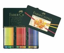 Faber Castell Color Crayon Polychromos Carton Box 60 Pieces (FC-110060)