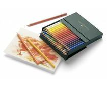 Faber Castell Color Crayon Polychromos Studio Box 36 Pieces (FC-110038)