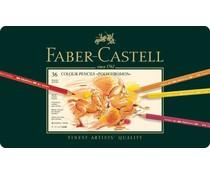 Faber Castell Crayons De Couleur Polychromos Ass. 36 Pièces (FC-110036)