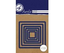 Aurelie Square Nesting Snij- & Embossingsmal (AUCD1009)