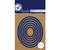 Aurelie Oval Nesting Perforatrice (AUCD1011)