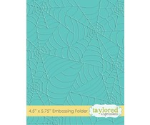 Taylored Expressions Tangled Webs Embossing Folder (TEEF07)