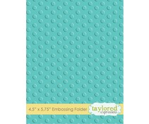 Taylored Expressions Lots Of Dots Embossing Folder (TEEF04)