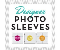 Designer Photo Sleeves
