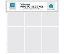Echo Park Photo Sleeves 4x6 Inch Vertical (10 pcs) (PFPS1003)