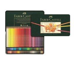 Faber Castell Kleurpotlood Polychromos Blik à 120 Stuks (FC-110011)