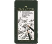 Faber Castell Potlood 9000 Art Set (FC-119065)