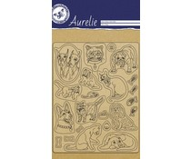 Aurelie Cats & Dogs Clear Stamps (AUCS1005)