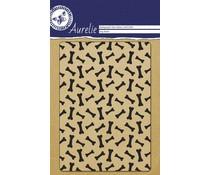Aurelie Dog Bones Background Clear Stamp (AUCS1009)