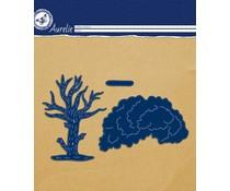 Aurelie Cat Tree Craft Die (AUCD1024)