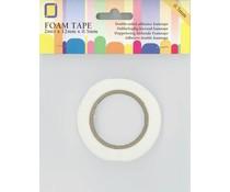 JEJE Produkt Foam Tape 2 m x 12 mm x 0,5 mm (3.3005)