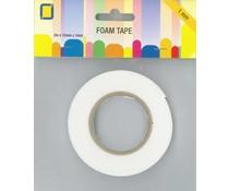 JEJE Produkt Foam Tape 2 m x 12 mm x 1 mm (3.3010)