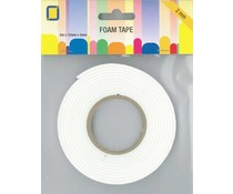 JEJE Produkt Foam Tape 2 m x 12 mm x 2 mm (3.3000)