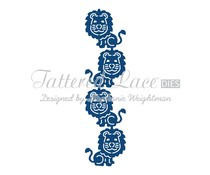 Tattered Lace Lion Border (ACD840)