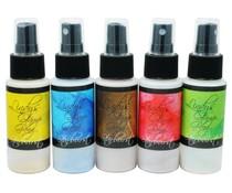 Lindy's Stamp Gang Prairie Wildflowers Starburst Spray Set (ss-set-09)