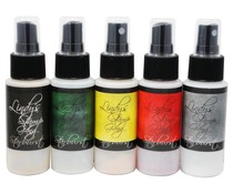 Lindy's Stamp Gang Jingle Bells Starburst Spray Set (ss-set-05)