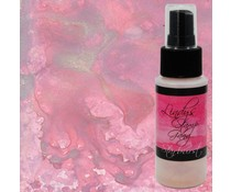 Lindy's Stamp Gang Alpine Ice Rose Starburst Spray (ss-060)