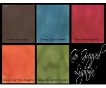 Lindy's Stamp Gang Go Greased Lightnin' Magical Flat Set (mag-flat-04)