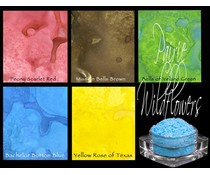 Lindy's Stamp Gang Prairie Wildflowers Magical Set (mag-09)