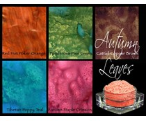 Lindy's Stamp Gang Autumn Leaves Magical Set (mag-01)