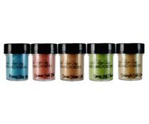 Lindy's Stamp Gang Mermaid Seashells Embossing Powder Set (ep-set-07)